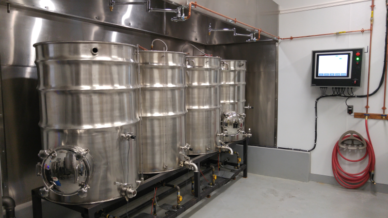 Brewery System Side